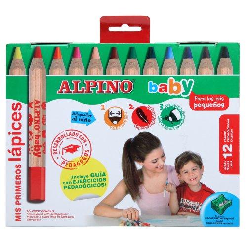 Alpino 219176 AL000177 - Estuche 12 lápices