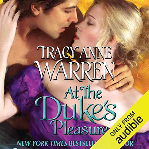 Couverture de At the Duke's Pleasure