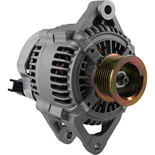 DB Electrical New AND0129 Alternator 8.0L 8.0 Ram 13824, 3.9 5.2 5.9 3.9L 5.2L 5.9L Dodge Dakota Pickup Durango, Van 99 00 1999 2000 121000-4291