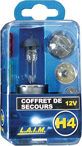 L.A.I.M. 834 Coffret de Secours H4 12V, Multicolore, Taille Unique