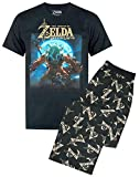 Zelda The Legend of Moonlight Mens T-Shirt and Lounge Pants Pyjama Set