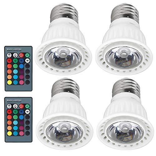 Hohe Lichtausbeute, hocheffizientes LED-Licht, RGB-Strahler, Safe for Bedroom Corridor Hotel Restaurant