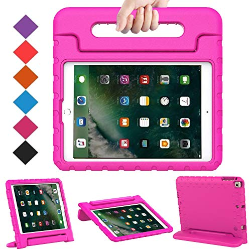 BMOUO Kids Case for iPad 9.7 Inch 2018/2017,iPad Air 2 - Shockproof Case Light Weight Kids Case...