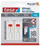 Tesa 77774-00000-00 clavo adhesivo, 1 kg, Set de 2 Piezas