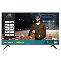 Inputs & Outputs: 2 HDMI ports, 1 Ethernet port, 2 USB Ports (v 2.0), 1 Digital Audio Output (Optical), 1 RCA Composite Video Input, 1 L/R Audio Input for composite The H55 Series Full HD Smart TV is an entertainment must-have that feature an Android...