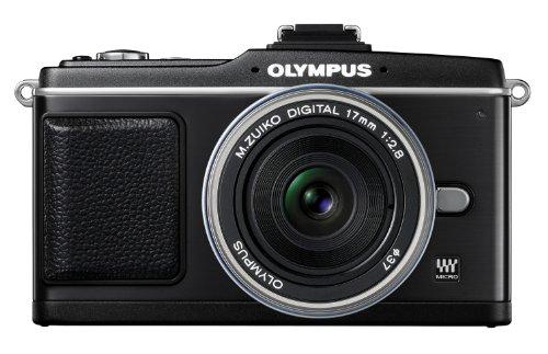 Olympus PEN E-P2 12.3 MP Micro Four Thirds...