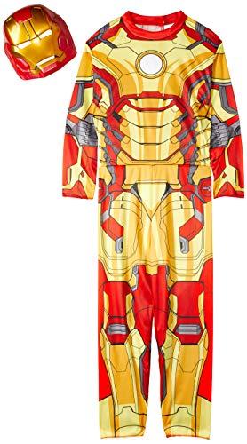 Rubie's Marvel - Iron Man Child Costume, Size 6-8 Costume
