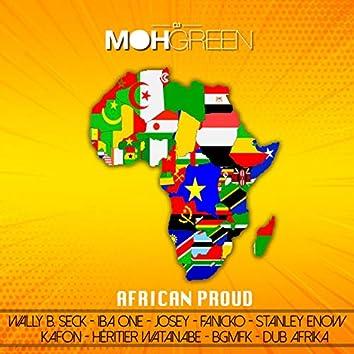 African Proud (feat. Wally B. Seck, Josey, Iba One, Fanicko, Kafon, Stanley Enow, Bgmfk, Héritier Watanabe, Dub Afrika)