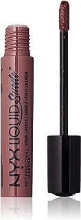 NYX PROFESSIONAL MAKEUP Liquid Suede Cream Lipstick, Brooklyn Thorn, 0.13 Fluid Ounce