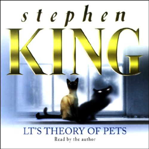 L.T.'s Theory of Pets audiobook cover art