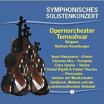 Symphonisches Solistenkonzert, Vol. 1 (Live)