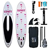 Suprfit SUP Board I Stand up Paddle Board I Komplettset: