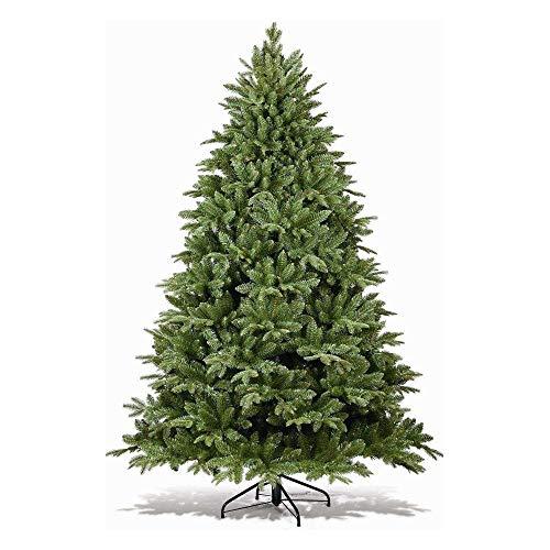 Amicasa Albero di Natale Sestriere 240 cm PE-PVC