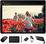 Tablet 10 Zoll GOODTEL Android 10.0 Tablet PC Octa-Core Processor 4 GB RAM 64 GB ROM, 1280 x 800 HD IPS, 5.0 + 8.0 MP Camera 8000 mAh, WiFi, Bluetooth, Keyboard and Mouse