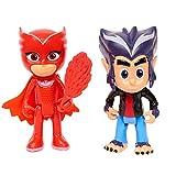 Simba Toys PJ Masks Figuren Set Eulette+Heuler