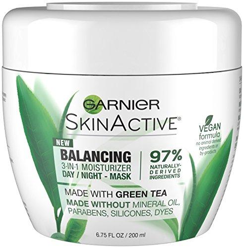 Garnier Skin active with Green Tea Moisturizer Night Cream