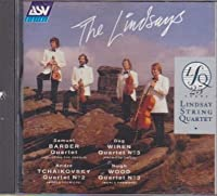 25 Years of Music by Lindsay String Quartet
