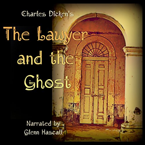 The Lawyer and the Ghost audiobook cover art