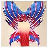 WWWFZS Cola De Sirena For Niñas Nadar Princesa Bikini Conjunto De Traje De Sirena Tamaño Personalizado Traje de Sirena Baño de Bikini (Color : Style E)