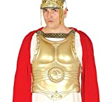 Armadura de Romano oro 57 cm