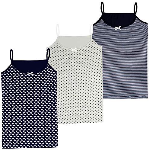 3-delige set dames onderhemden spaghettidragers dragers ondergoed shirt tank top M L XL