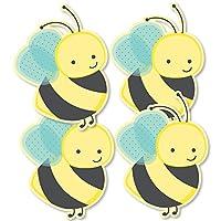 Honey Bee – デコレーション DIY ベビーシャワー 誕生日パーティーの必需品 – 20個セット