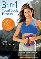 3-In-1 Total Body Fitness With Desi [DVD] [Import]