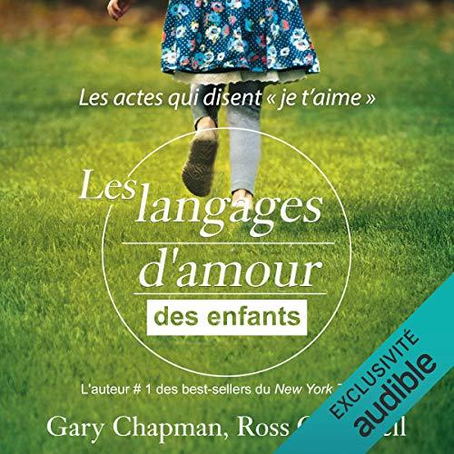 Page de couverture de Les langages d'amour des enfants