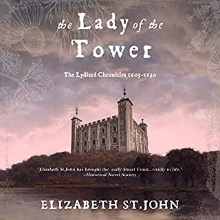 The Lady of the Tower                   By:                                                                                                                                 Elizabeth St. John                               Narrated by:                                                                                                                                 Bridget Thomas                      Length: 14 hrs and 40 mins     1 rating     Overall 4.0