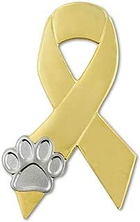 Best animal abuse awareness ribbon pin Reviews