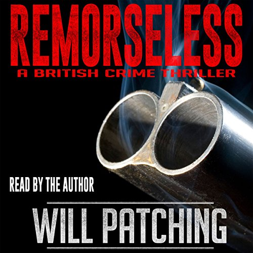 Remorseless audiobook cover art