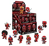 Funko Pop! - Surtido Figuras Mistery Mini Marvel Deadpool
