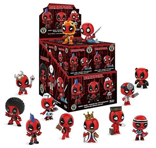 Funko POP! - Surtido Figuras Funko Mistery Mini Marvel Deadpool