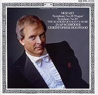 Symphonies 38 & 39 by Mozart