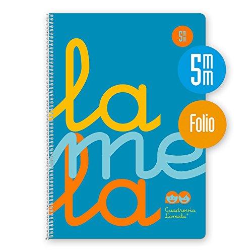Lamela 7FTP005B - Cuaderno, 80 hojas