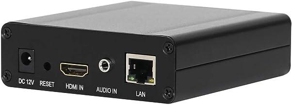URayCoder HDMI Video Encoder IPTV HD Video Audio to RTMP RTMPS YouTube Facebook Live Broadcast Streaming Encoder for IPTV, Live Broadcast Support HTTP RTSP RTMP HLS RTMPS SRT ONVIF etc