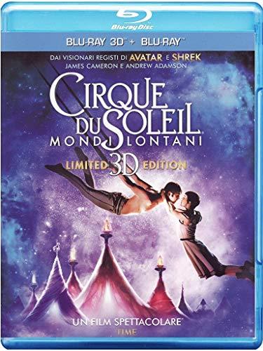 CIRQUE DU SOLEIL [Blu-ray] [UK Import]