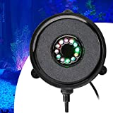 OIIKURY Aquarium Bubble Light Air Stones...