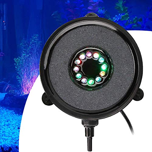 OIIKURY Aquarium Bubble Light
