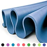 Glamexx24 XXL Fitnessmatte Yogamatte Pilatesmatte...