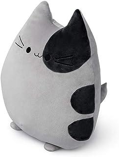 BalviCojínSweet KittyColorGrisFormadeGatoSuaveyMuyBlandoPoliéster