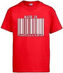 Camiseta Made in Castilla-Leon