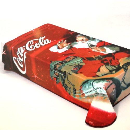 Manterol Manta Coca-Cola Terciopelo 160x220