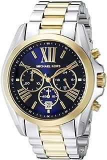 Michael Kors MK5976 - Reloj de dos tonos para hombre Bradshaw