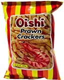 Oishi Prawn Crackers Original Flavor 2.12oz Pack of 4