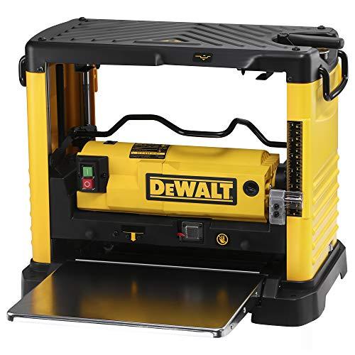 Dewalt DW733-QS DW733-QS-Cepillo de Regrueso Portátil 1.800W, 1800 W, 220 V