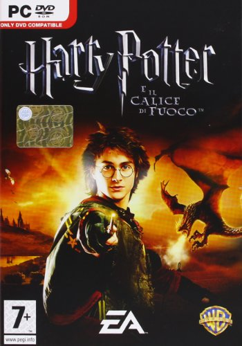 Electronic Arts Harry Potter and the Goblet of Fire, PC Básico PC Inglés, Italiano vídeo - Juego (PC, PC, Acción / Aventura, Soporte físico)