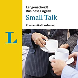 Small Talk - Kommunikationstrainer (Langenscheidt Business English) Titelbild