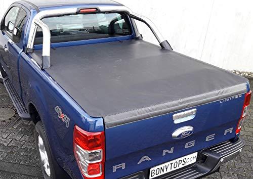 BONYTOPS Ranger Limited MIT ORG. STYLINGBAR EXTRA-CAB 1,5 KABINER LADERAUMABDECKUNG