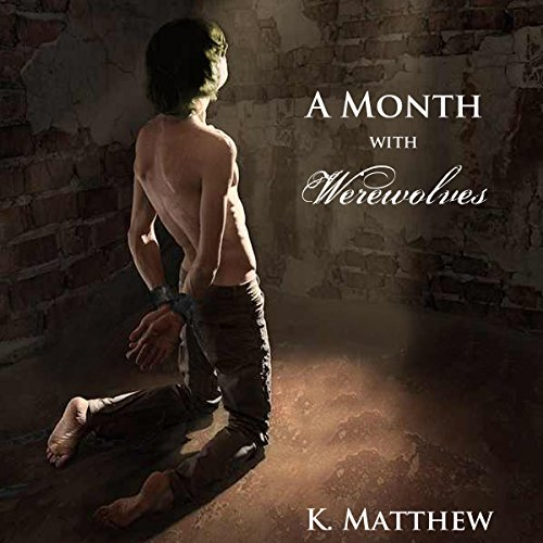 A Month with Werewolves audiobook cover art